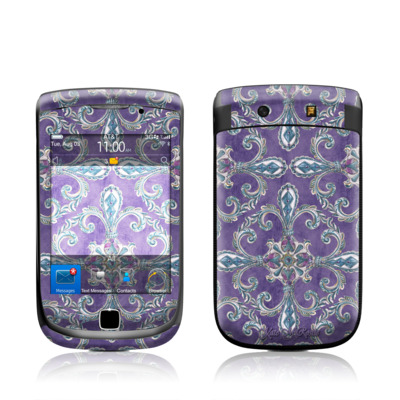 BlackBerry Torch Skin - Royal Crown
