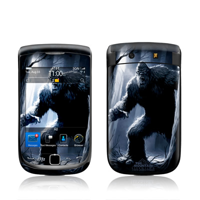 BlackBerry Torch Skin - Sasquatch