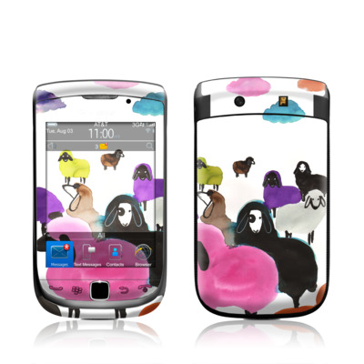 BlackBerry Torch Skin - Sheeps