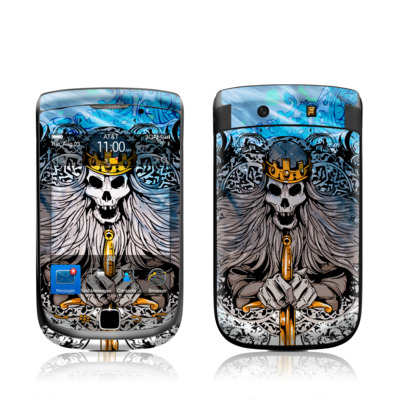 BlackBerry Torch Skin - Skeleton King