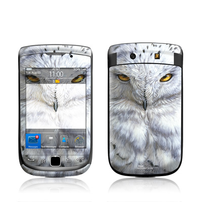 BlackBerry Torch Skin - Snowy Owl