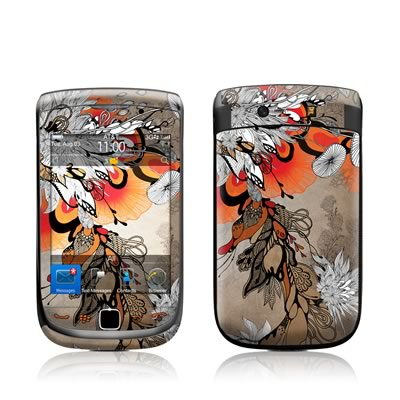 BlackBerry Torch Skin - Sonnet