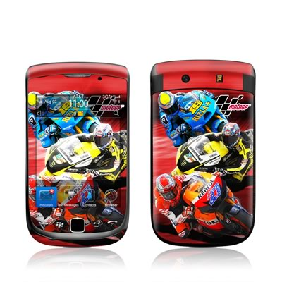 BlackBerry Torch Skin - Speed Collage