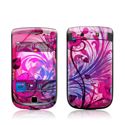 BlackBerry Torch Skin - Spring Breeze