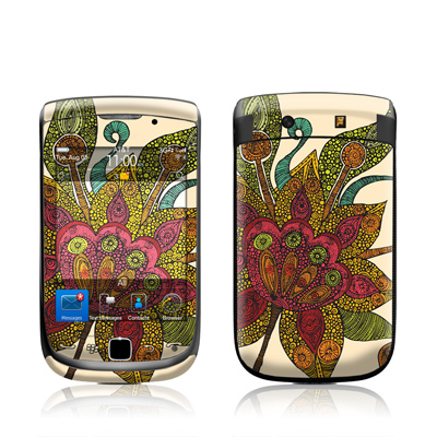 BlackBerry Torch Skin - Spring Flower