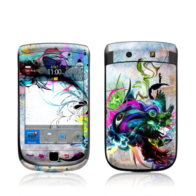 BlackBerry Torch Skin - Streaming Eye