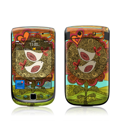 BlackBerry Torch Skin - Sunshine
