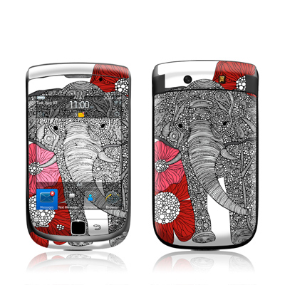 BlackBerry Torch Skin - The Elephant