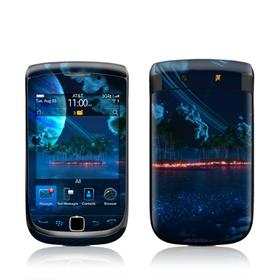 BlackBerry Torch Skin - Thetis Nightfall