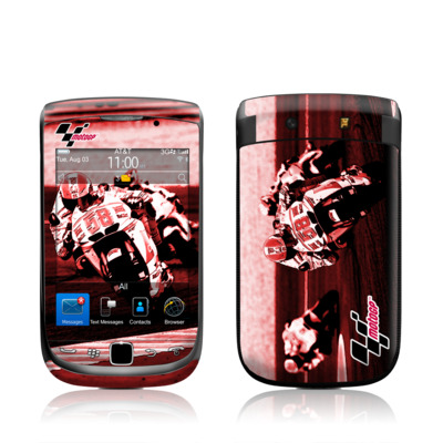 BlackBerry Torch Skin - Throttle