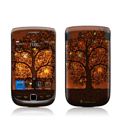 BlackBerry Torch Skin - Tree Of Books