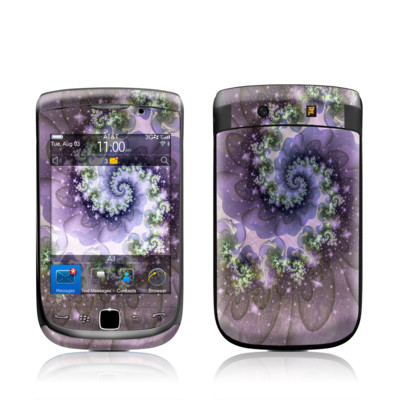BlackBerry Torch Skin - Turbulent Dreams