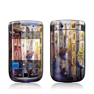 BlackBerry Torch Skin - Venezia