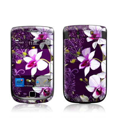 BlackBerry Torch Skin - Violet Worlds
