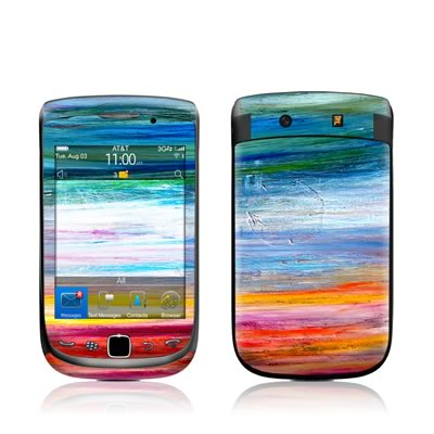 BlackBerry Torch Skin - Waterfall