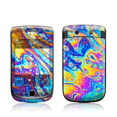 BlackBerry Torch Skin - World of Soap