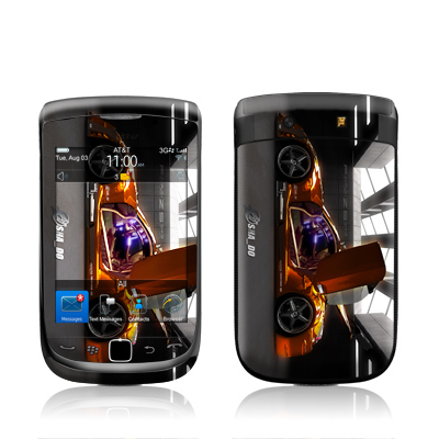 BlackBerry Torch Skin - Z33 Light