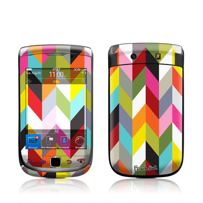 BlackBerry Torch Skin - Ziggy Condensed