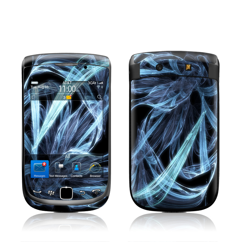 BlackBerry Torch Skin - Pure Energy by Gaming | DecalGirl