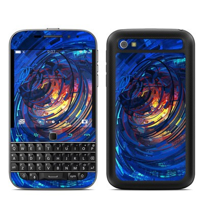 BlackBerry Classic Skin - Clockwork