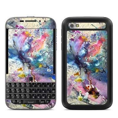 BlackBerry Classic Skin - Cosmic Flower