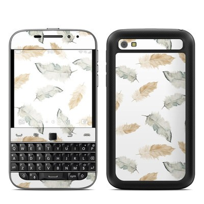 BlackBerry Classic Skin - Feathers