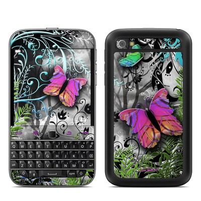 BlackBerry Classic Skin - Goth Forest