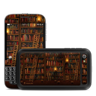 BlackBerry Classic Skin - Library