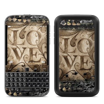 BlackBerry Classic Skin - Love's Embrace