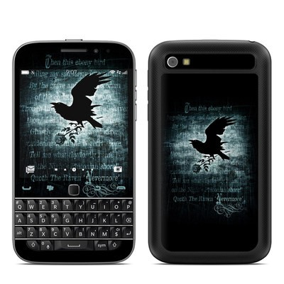 BlackBerry Classic Skin - Nevermore