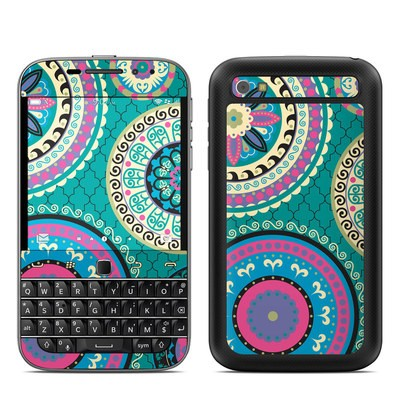 BlackBerry Classic Skin - Silk Road