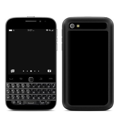 BlackBerry Classic Skin - Solid State Black