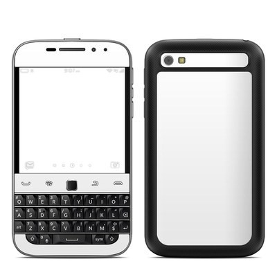 BlackBerry Classic Skin - Solid State White