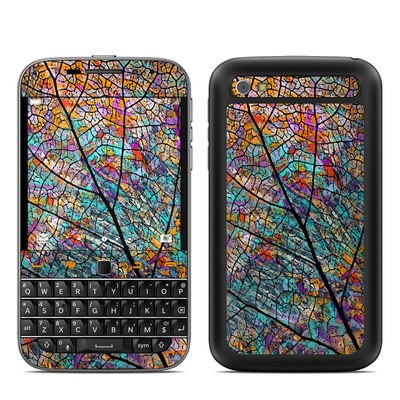BlackBerry Classic Skin - Stained Aspen