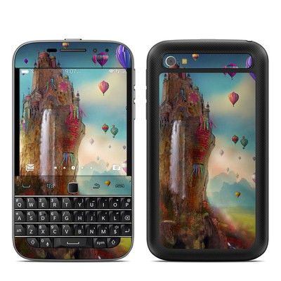 BlackBerry Classic Skin - The Festival
