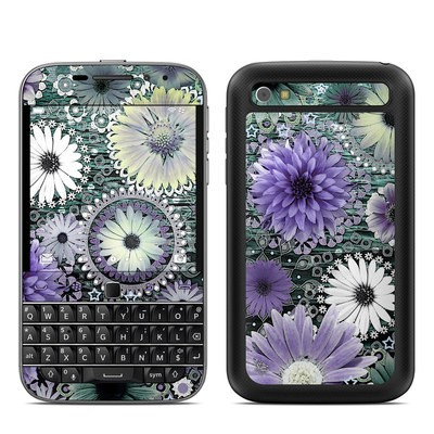 BlackBerry Classic Skin - Tidal Bloom