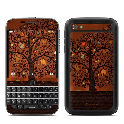 BlackBerry Classic Skin - Tree Of Books