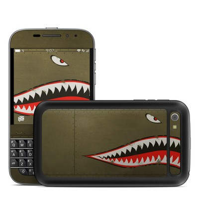BlackBerry Classic Skin - USAF Shark