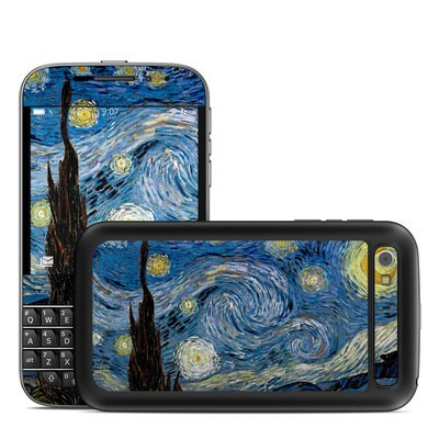 BlackBerry Classic Skin - Starry Night