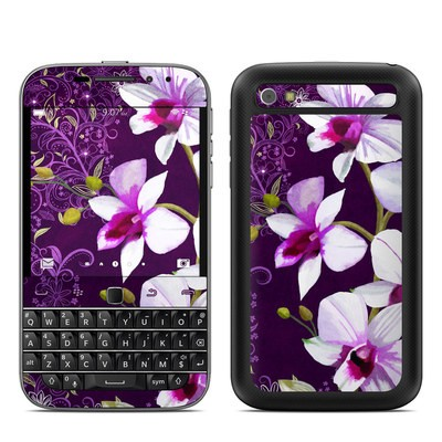 BlackBerry Classic Skin - Violet Worlds