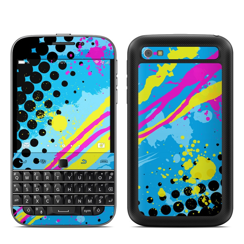 Blackberry classic skin acid by fp decalgirl for Classic acid