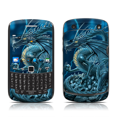 BlackBerry Curve 9300 Series Skin - Abolisher