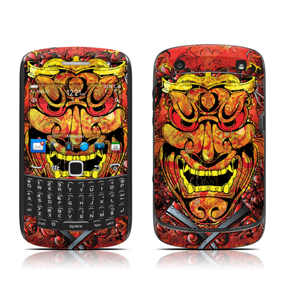 BlackBerry Curve 9300 Series Skin - Asian Crest