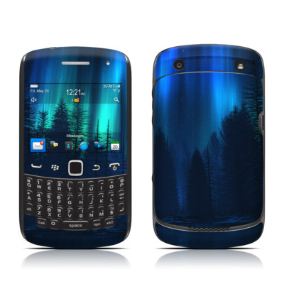 BlackBerry Curve 9300 Series Skin - Aurora
