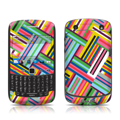 BlackBerry Curve 9300 Series Skin - Bandi