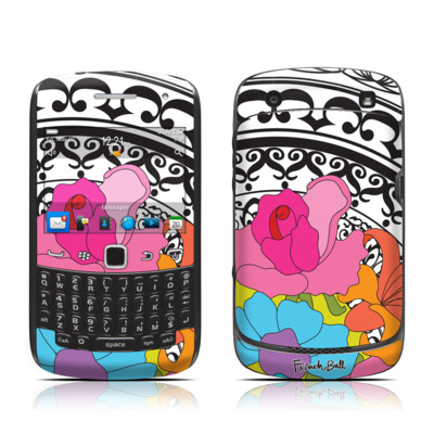 BlackBerry Curve 9300 Series Skin - Barcelona