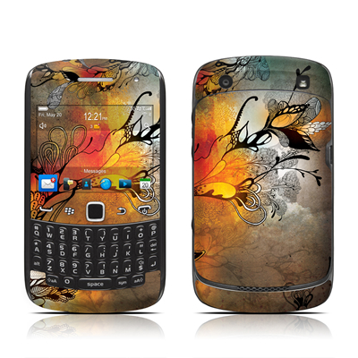 BlackBerry Curve 9300 Series Skin - Before The Storm