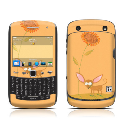 BlackBerry Curve 9300 Series Skin - Chihuahua