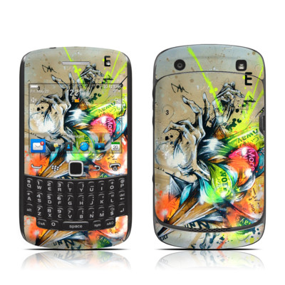 BlackBerry Curve 9300 Series Skin - Dance