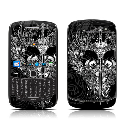 BlackBerry Curve 9300 Series Skin - Darkside